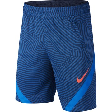 Short entraînement junior Nike Strike bleu 2020/21