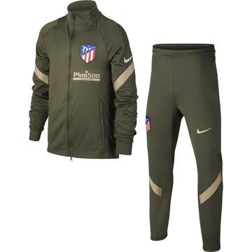 Ensemble survêtement junior Atlético Madrid vert 2020/21