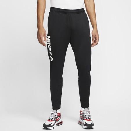 Pantalon survêtement Nike F.C. Essential noir 2020/21