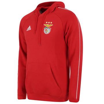 Sweat à capuche Benfica rouge 2019/20
