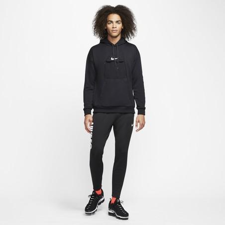 Sweat à capuche Nike F.C. noir 2020/21