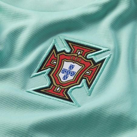 Maillot entraînement junior Portugal bleu 2020