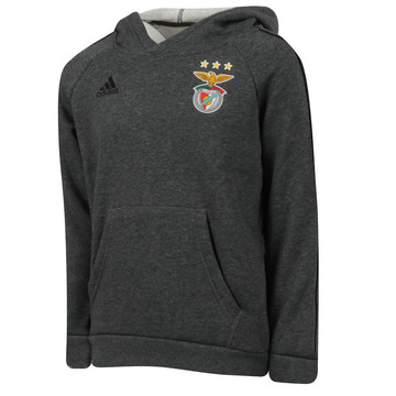 Sweat à capuche junior Benfica gris 2019/20