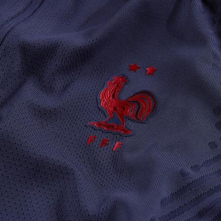 Sweat zippé Equipe de France VaporKnit bleu 2020