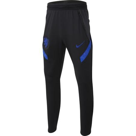 Pantalon survêtement junior Pays-Bas noir bleu 2020