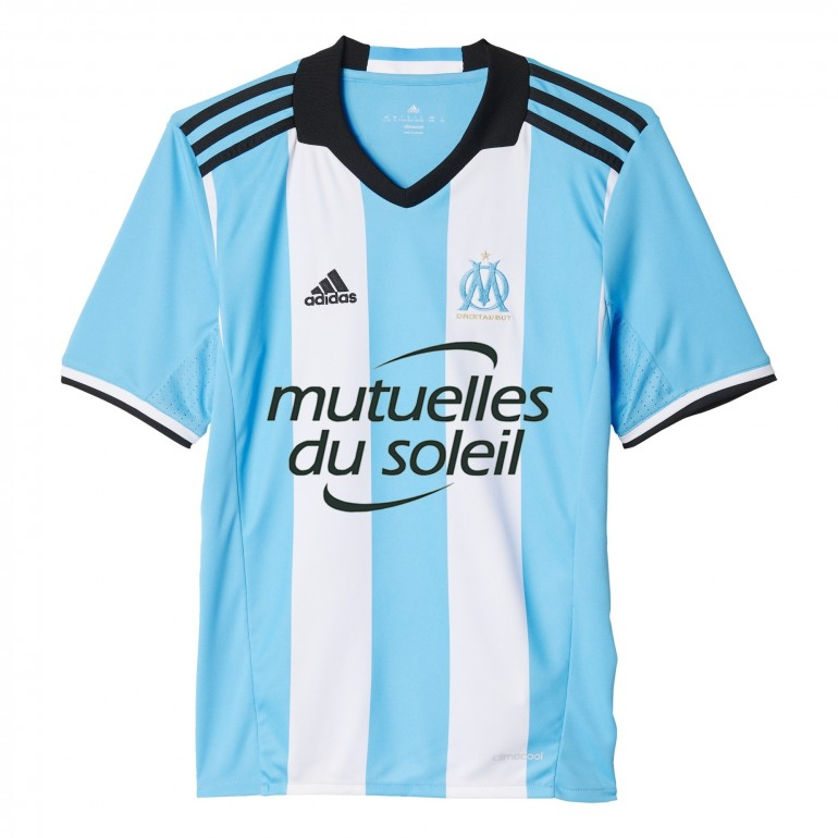 Maillot Third OM junior 2016 - 2017