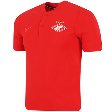 Polo Spartak Moscou Authentic rouge 2019/20