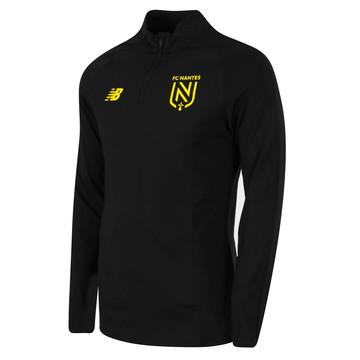 Sweat zippé FC Nantes noir 2019/20