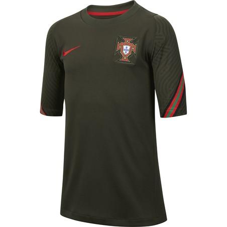 Maillot entraînement junior Portugal vert 2020