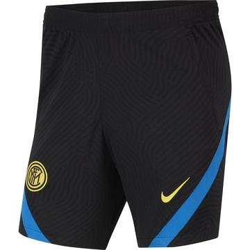 Short entraînement Inter Milan noir bleu 2020/21