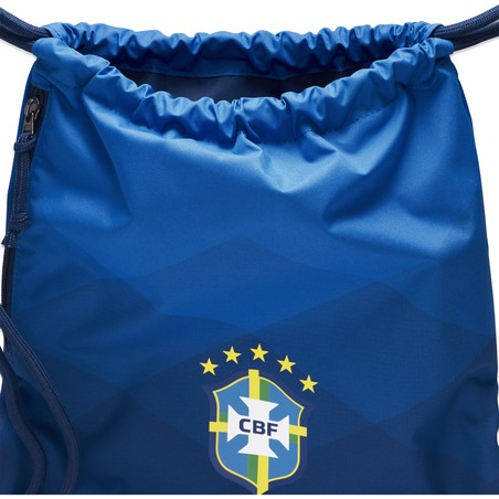 Sac gym Brésil bleu 2020