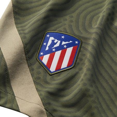 Short entraînement Atlético Madrid vert 2020/21