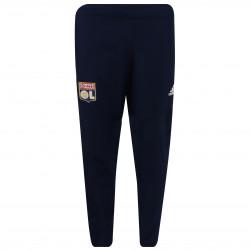 Pantalon survêtement junior OL micro fibre bleu 2019/20