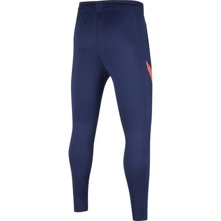 Pantalon survêtement junior Tottenham bleu rose 2020/21