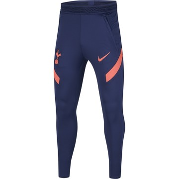 Pantalon survêtement junior Tottenham bleu rose 2020/21