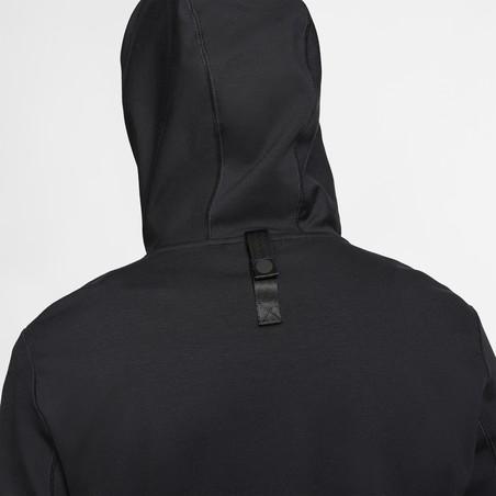 Veste survêtement Nike TechFleece noir