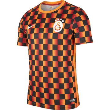Maillot entraînement Galatasaray damier orange 2019/20