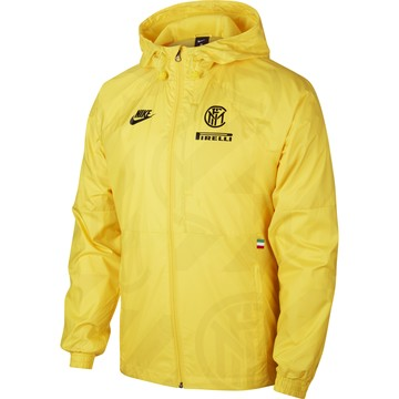 Coupe vent Inter Milan jaune 2020/21