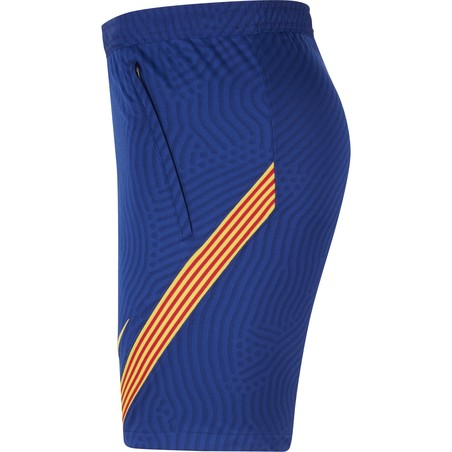 Short entraînement FC Barcelone bleu 2020/21