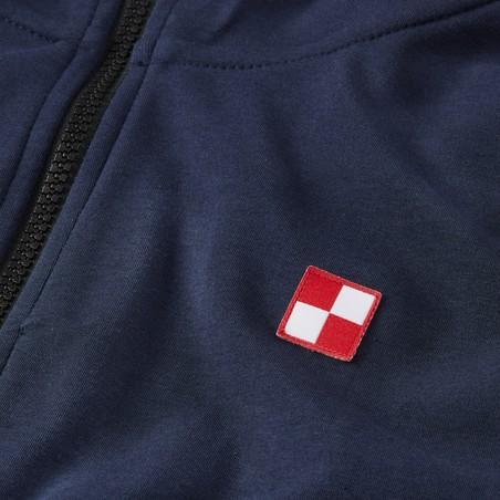 Veste survêtement Croatie Tech Fleece bleu 2020
