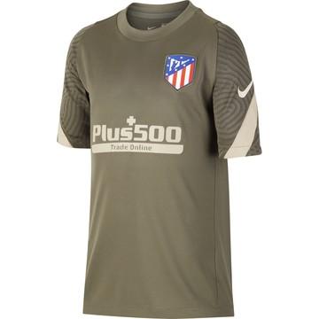Maillot entraînement junior Atlético Madrid vert 2020/21