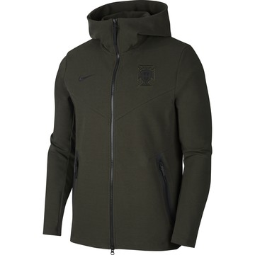 Veste survêtement Portugal Tech Fleece vert 2020