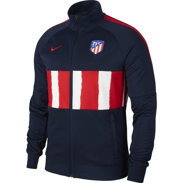Veste survêtement Atlético Madrid I96 Anthem bleu rouge 2020/21