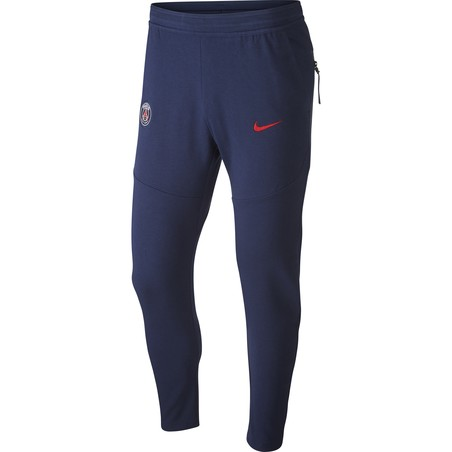 Pantalon survêtement PSG TechFleece bleu 2020/21