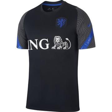 Maillot entraînement Pays Bas noir bleu 2020