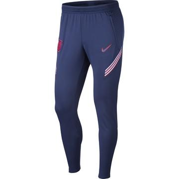 Pantalon survêtement Angleterre bleu rouge 2020
