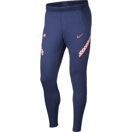 Pantalon survêtement Croatie bleu 2020