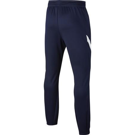 Pantalon survêtement junior Equipe de France bleu 2020