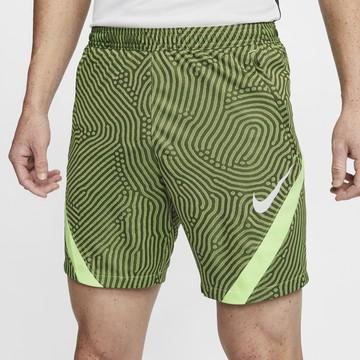Short entraînement Nike Strike vert 2020/21