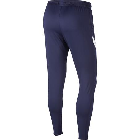 Pantalon survêtement Equipe de France Strike bleu 2020