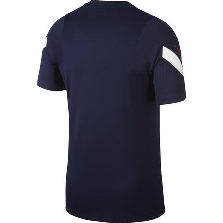Maillot entraînement Equipe de France bleu 2020