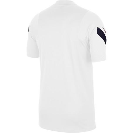 Maillot entraînement Equipe de France blanc 2020