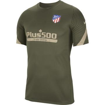 Maillot entraînement Atlético Madrid vert 2020/21