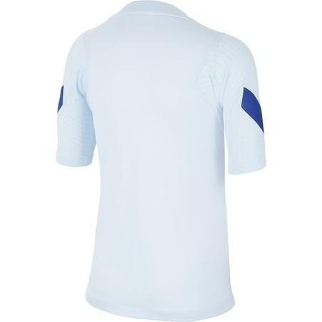 Maillot entraînement junior Chelsea bleu clair 2020/21