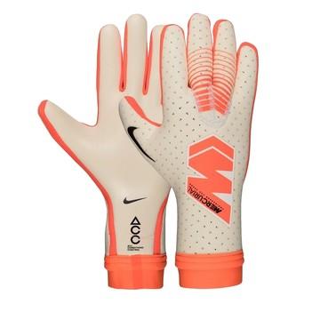 Gants Gardien Nike Pro blanc rouge 2019/20