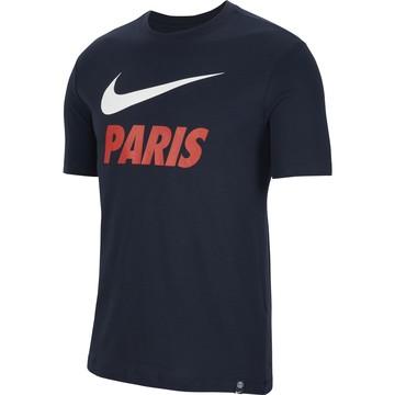T-shirt PSG bleu 2020/21