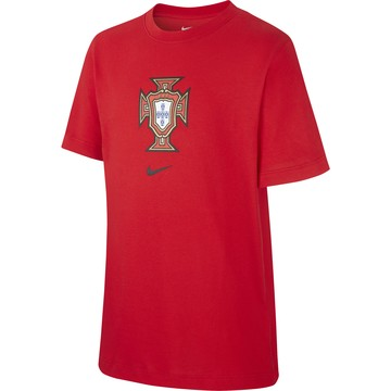 T-shirt junior Portugal rouge 2020