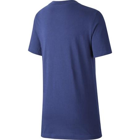 T-shirt junior Croatie bleu 2020