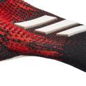 Gants Gardien Predator Pro noir rouge 2019/20