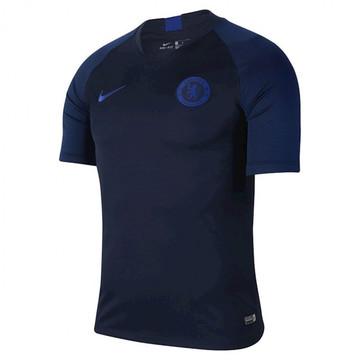 Maillot entraînement Chelsea noir bleu 2019/20