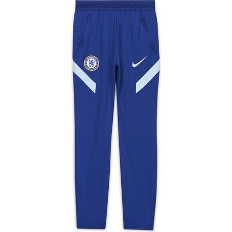 Pantalon survêtement junior Chelsea bleu 2020/21