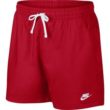 Short de bain Nike rouge  2020/21