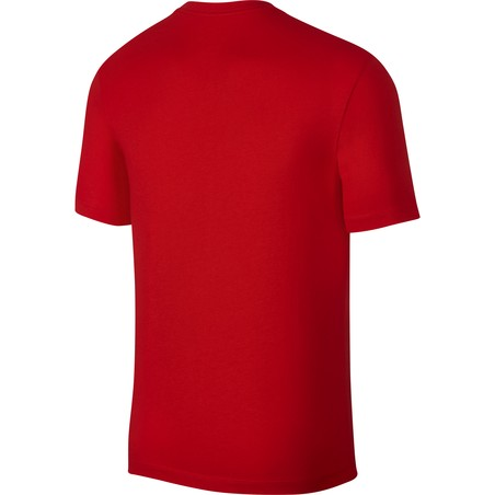 T-shirt Nike Just Do IT rouge 2020/21