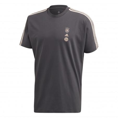 T-shirt Allemagne SSP gris rose 2020