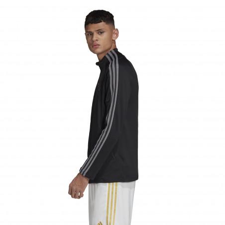 Veste survêtement Anthem Juventus noir 2020/21