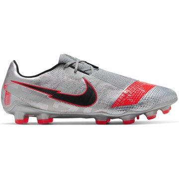 Nike Phantom Venom Elite FG gris rouge
